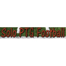 Solo PTG Football 2020 Team Sheets PDF